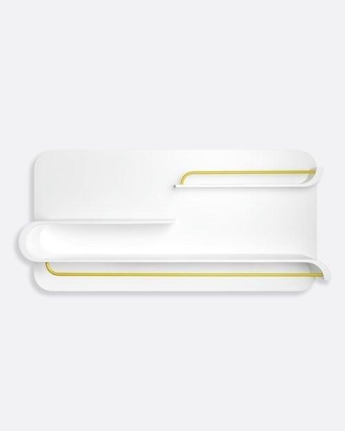 white-yellow metal