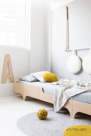 A75 Teen Bed Designer Furniture For Children S Room Rafa Kids