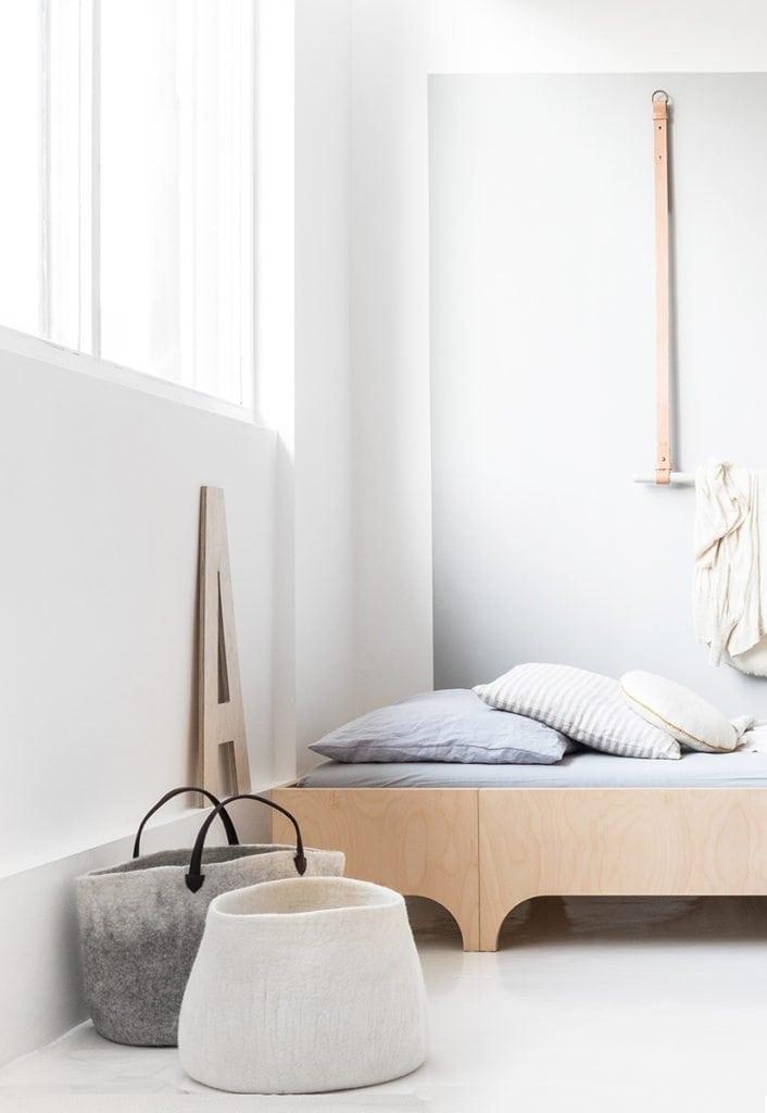 A75 Teen Bed - Designer Furniture for Children\'s Room - Rafa-kids