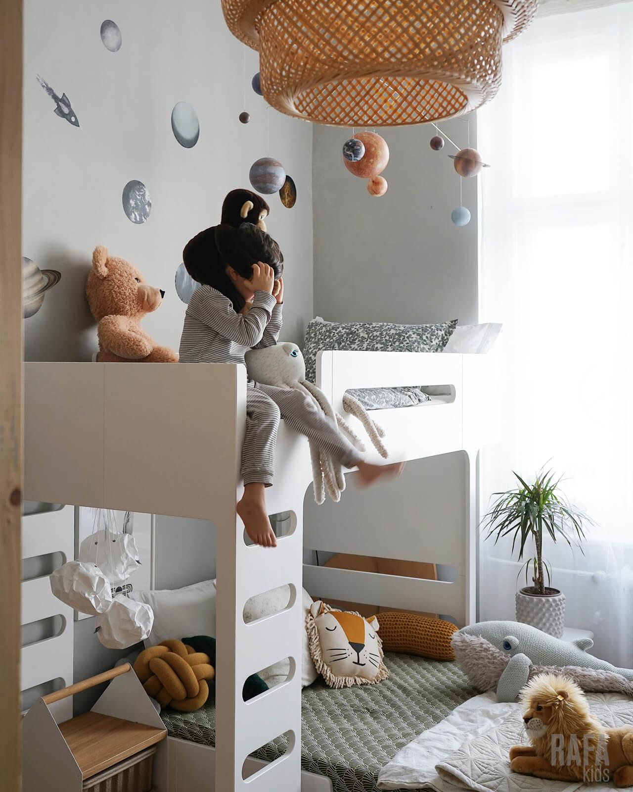 Rafa-kids F&A120 bed set