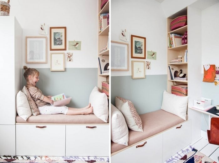 Cosy Lola noc for reading