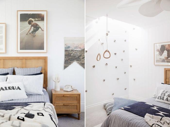Boys bedroom heaven corner
