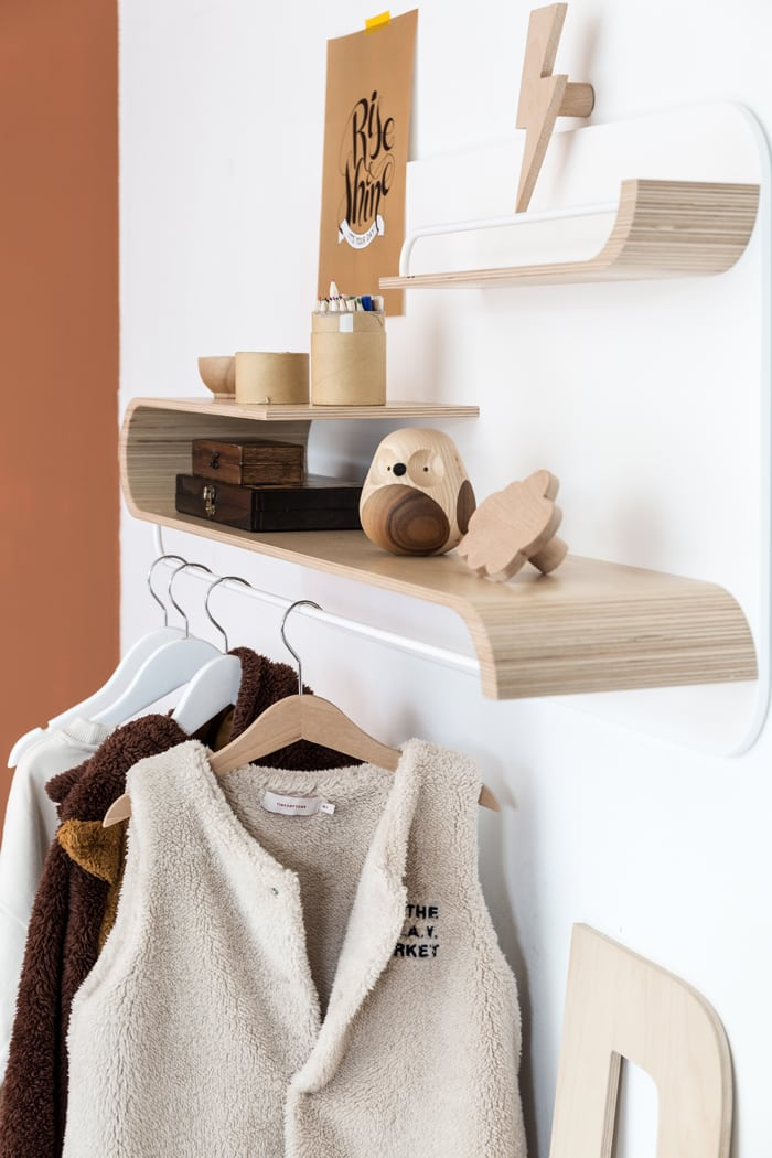 Create a beautiful Autumn Shelfie with our RAFA-KIDS  L shelf