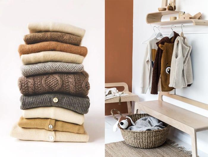 atumn knits and rafa-kids