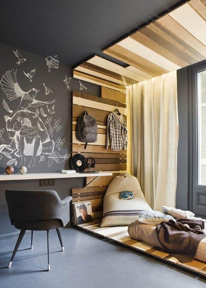 Cosy Boy Room