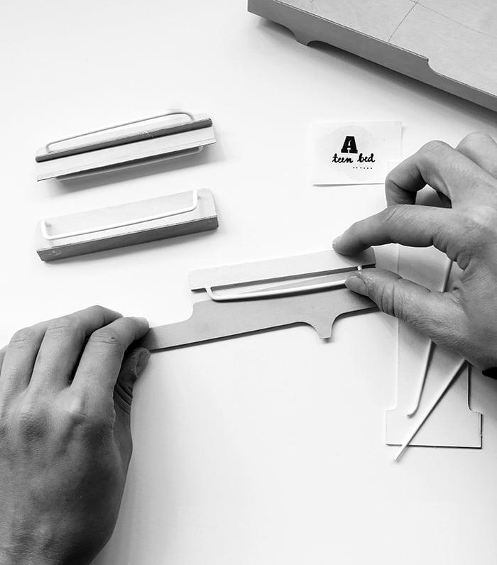 Rafa-kids design process