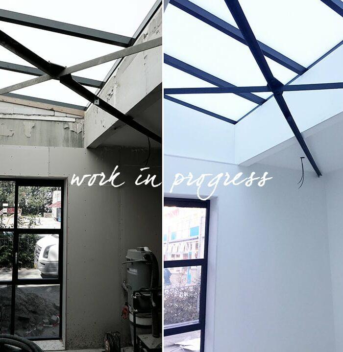 Franek room progres