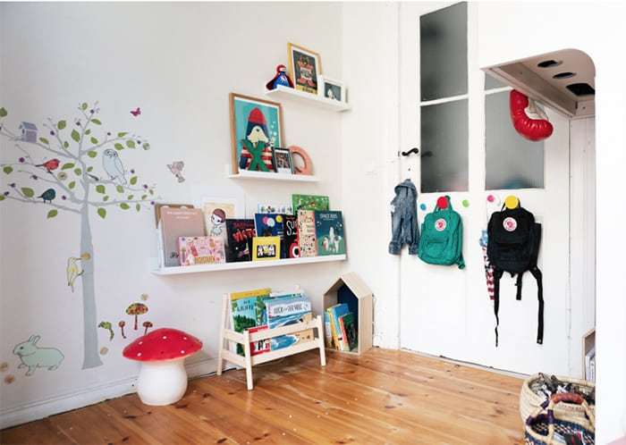 Kids room for siblings