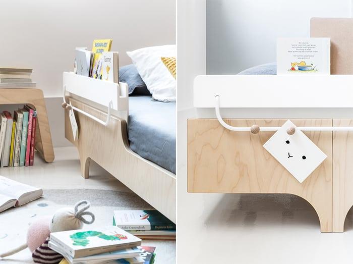 Rafa-kids A bed rail