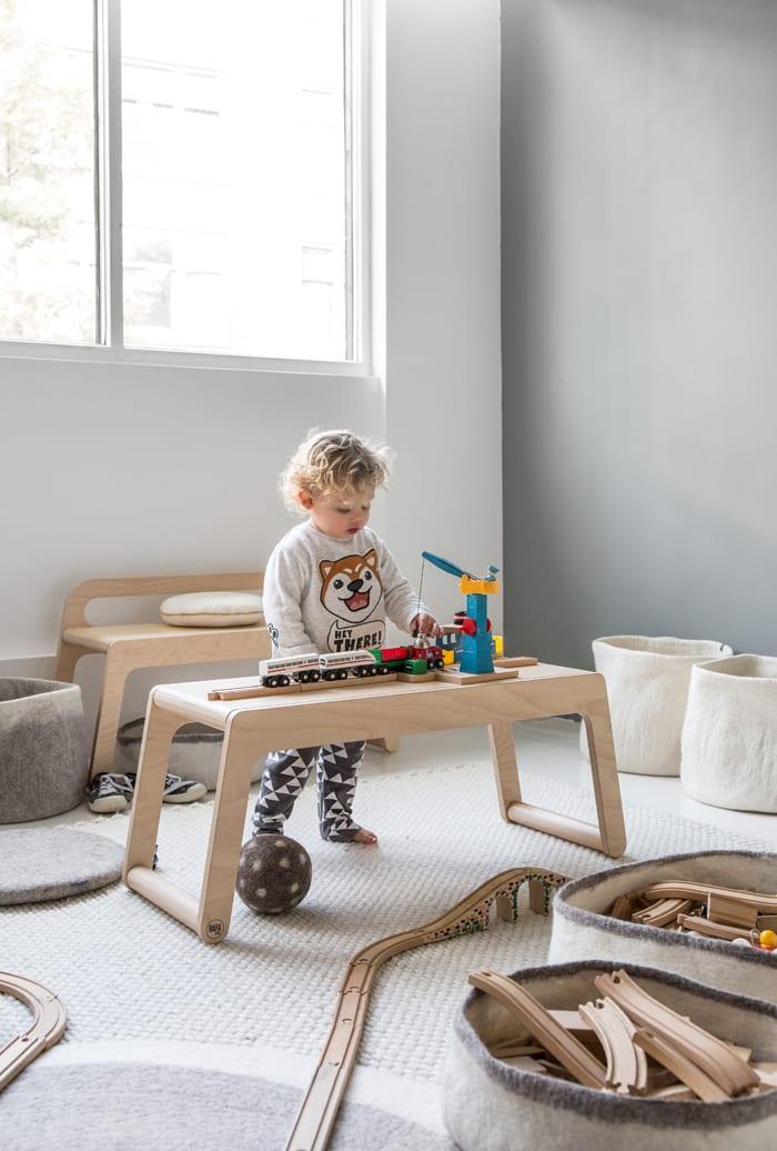 Rafa-kids Bench Toddlers' Table 06