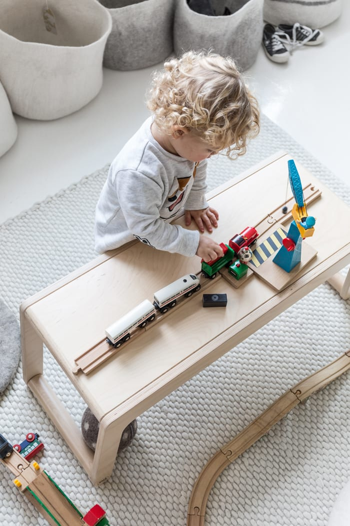 Play Table for Toddlers