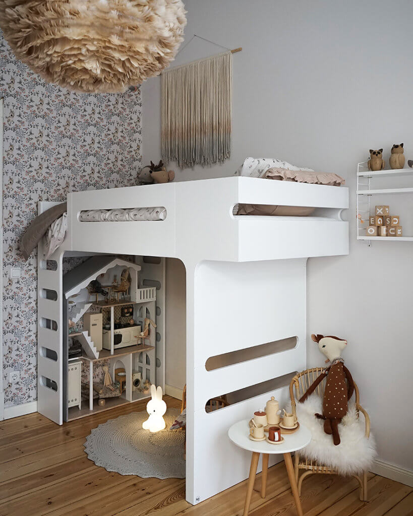 Picture of: F Bunk Bed Designer Furniture For Children S Room Rafa Kids