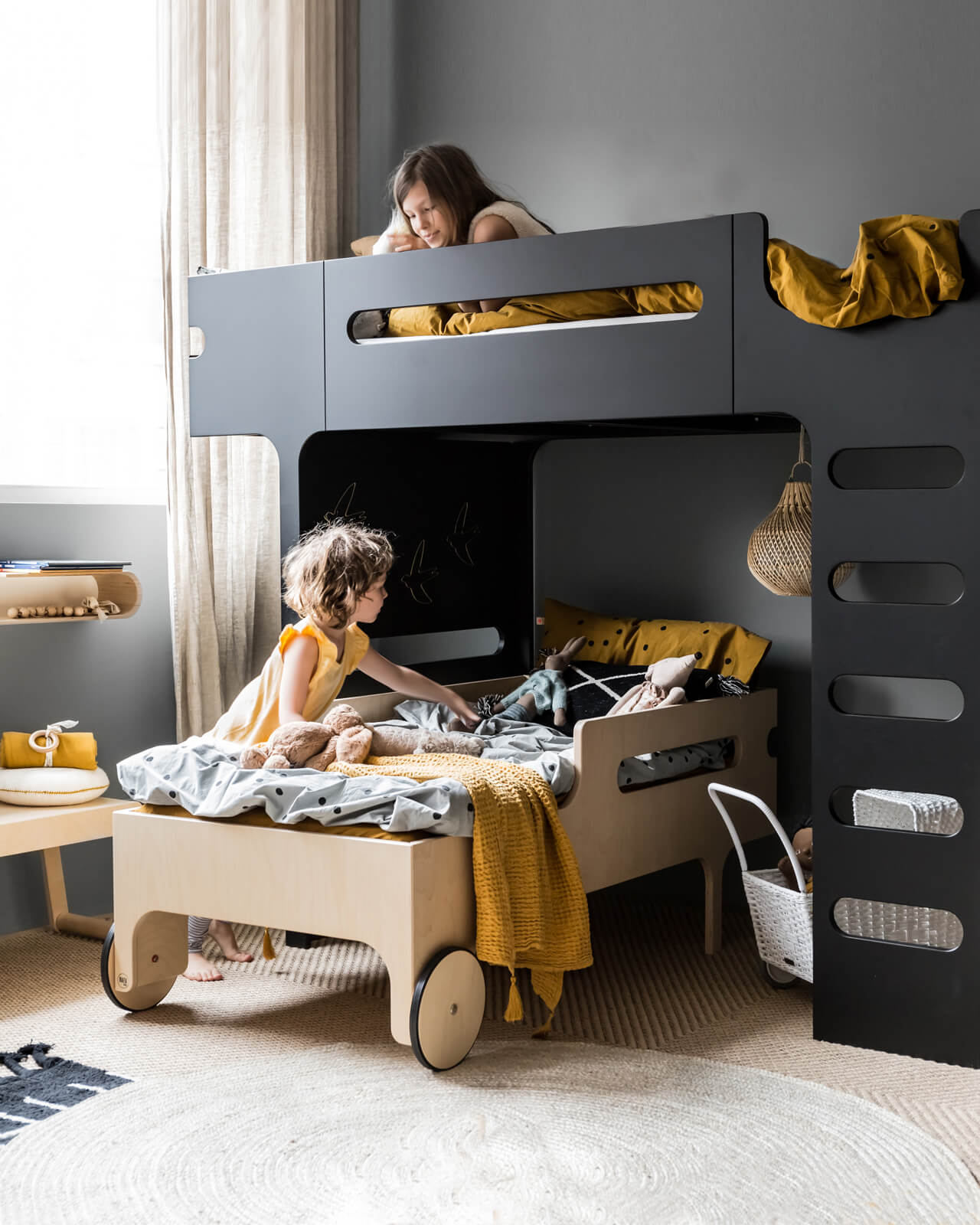 Picture of: Designer Furniture For Children S Rooms Beds Desks Benches Rafa Kids