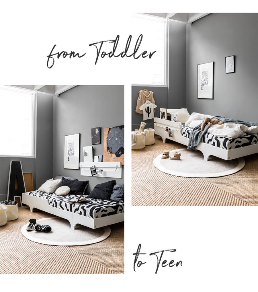Rafa-kids a teen bed