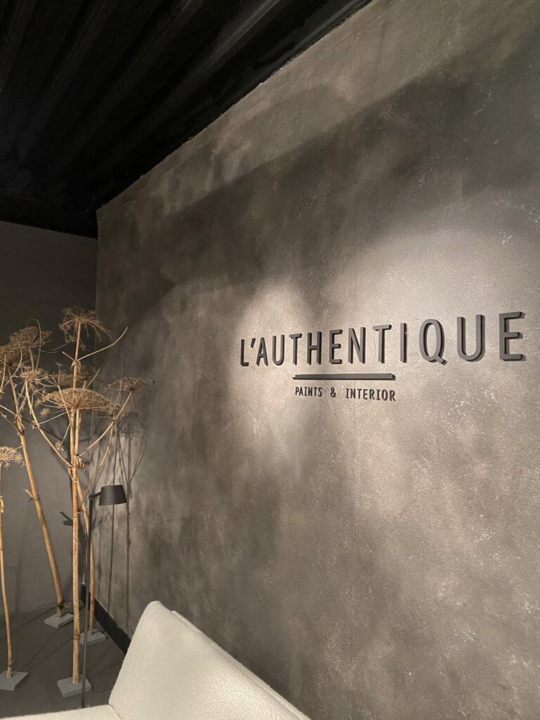 L ' AUTHENTIQUE - natural paint & interior